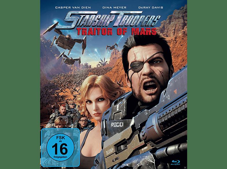 Starship Troopers: Traitor of Mars [Blu-ray]