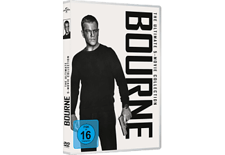 Bourne - The Ultimate 5-Movie-Collection DVD