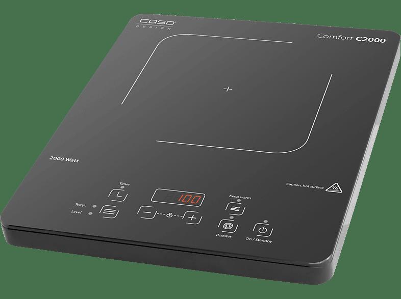 CASO Comfort C2000 Kochplatte (Kochfelder: 1)