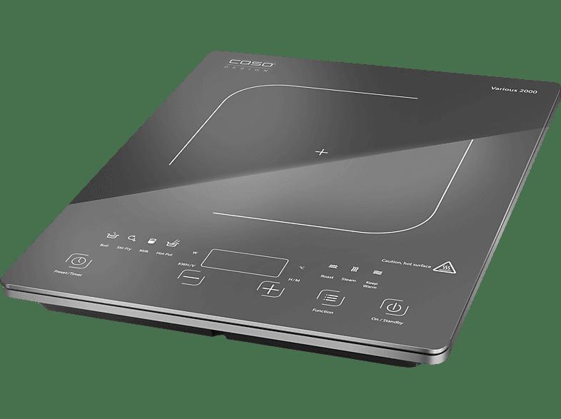 CASO Various 2000 Kochplatte ()
