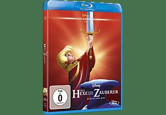 Die Hexe und der Zauberer (Disney Classics) Blu-ray