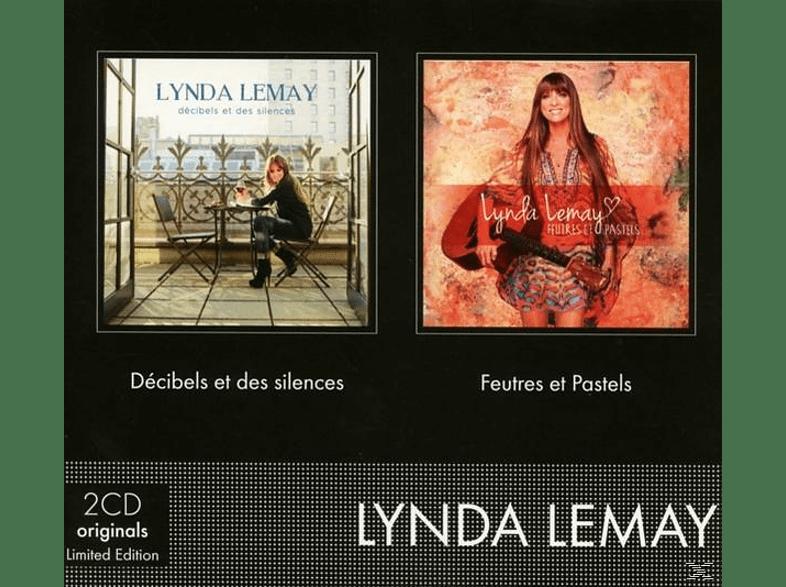 Lynda Lemay - Decibels et des silences & Feutres & Pastels [CD]