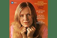 Du Pre Jacqueline, Chicago Symphony Orchestra - Cellokonzert-Silent Woods [CD]