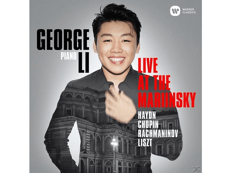 George Li - Live at Mariinsky [CD]