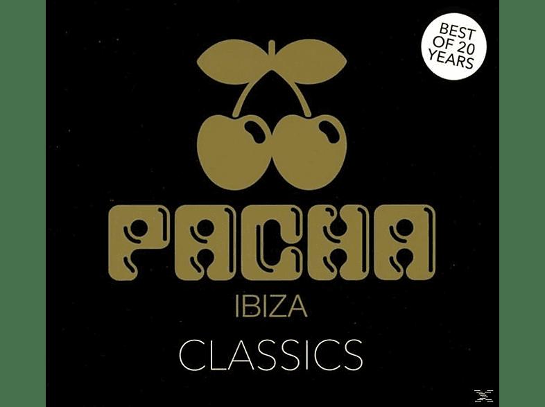 VARIOUS - Pacha Best Of 20 Years [CD]