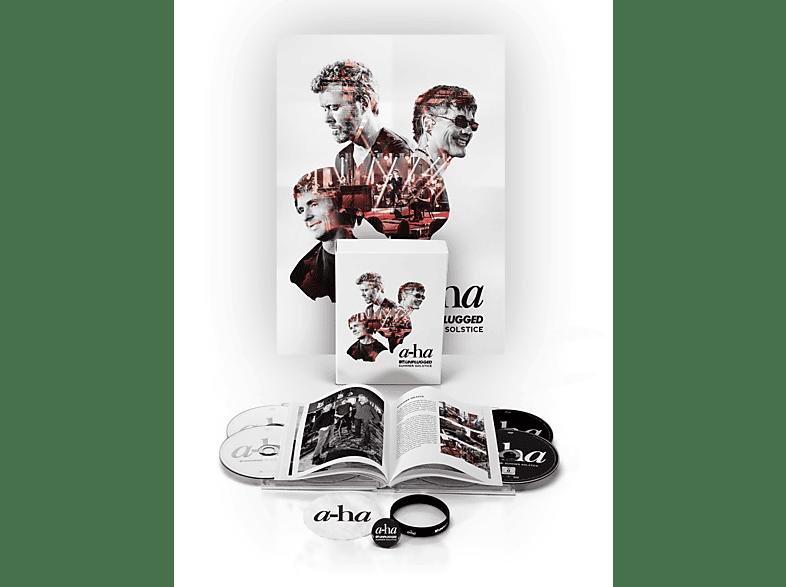 A-Ha - MTV Unplugged - Summer Solstice (Ltd. Fanbox) [CD + DVD Video]
