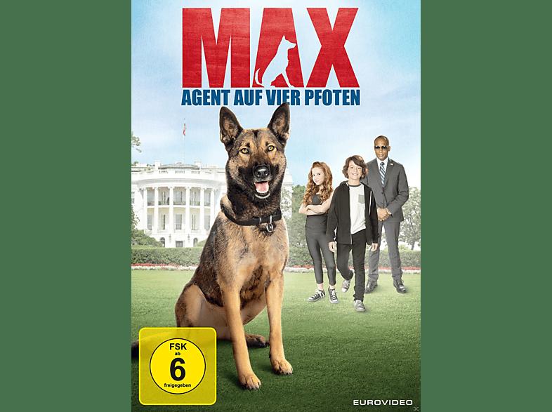 Max - Agent auf vier Pfoten [DVD]