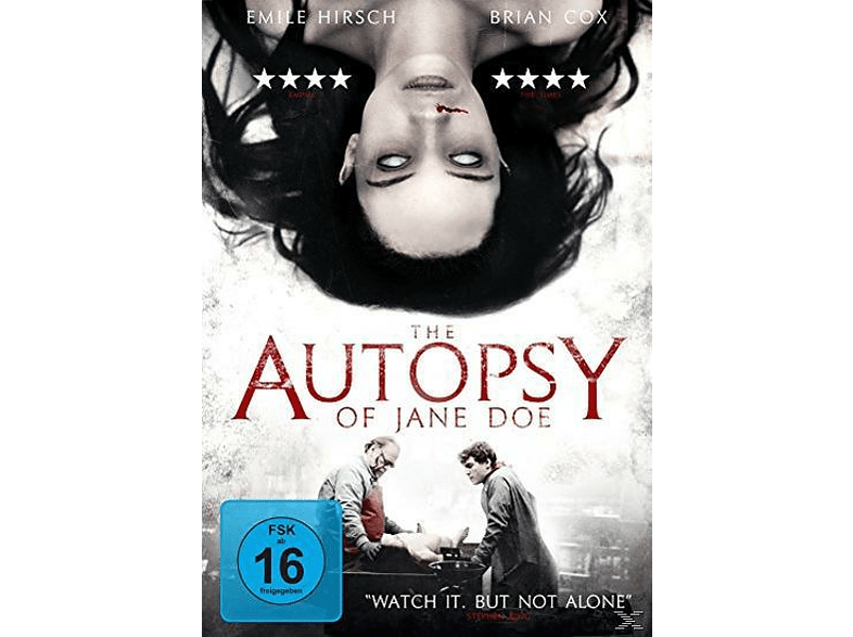 The Autopsy of Jane Doe [DVD]