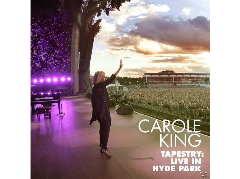 Carole King - Tapestry: Live in Hyde Park (CD/Blu-Ray) [CD]
