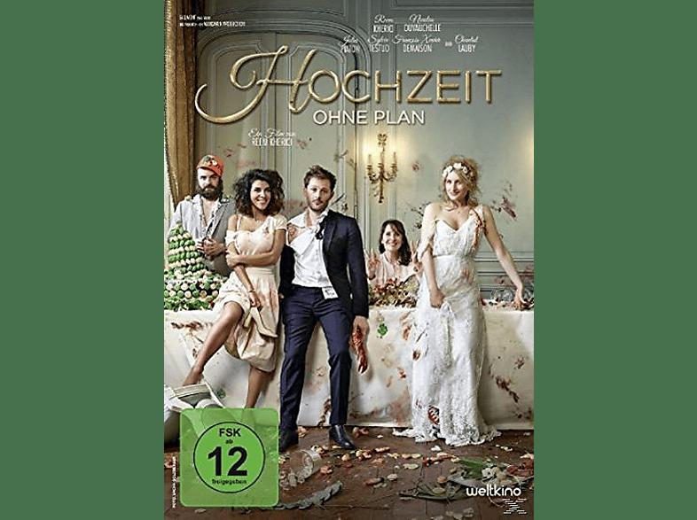 Hochzeit ohne Plan [DVD]