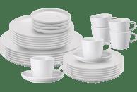 ARZBERG 42100-590003-2845 Cucina-Basic ROK 30-tlg. Geschirr-Set