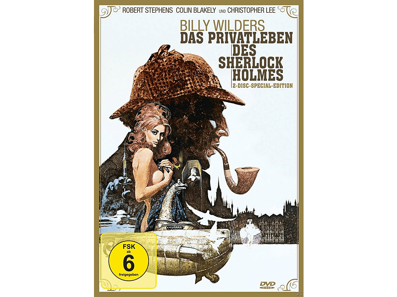 Das Privatleben des Sherlock Holmes [DVD]
