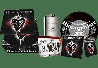 Unantastbar - Leben, Lieben, Leiden (Ltd.Boxset)   - (CD)