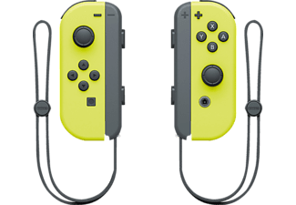 NINTENDO Switch Paire de manettes Joy-Con Jaune