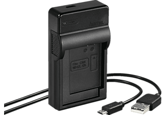 Hama USB lader voor Canon NB-12L-13L