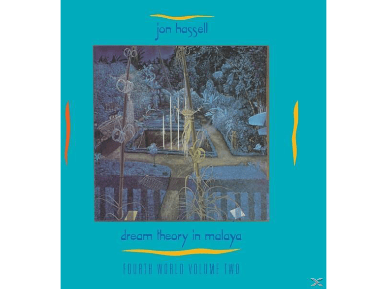Jon Hassell - Fourth World:02 Dream Theory In Malaya [LP + Bonus-CD]