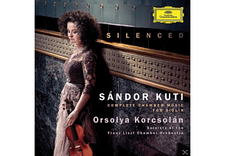Orsolya Korcsolan - Silenced-Complete Chamber Music For Violin - (CD)
