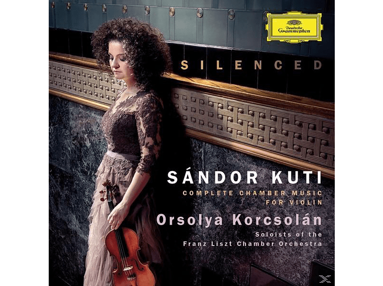 Orsolya Korcsolan - Silenced-Complete Chamber Music For Violin [CD]