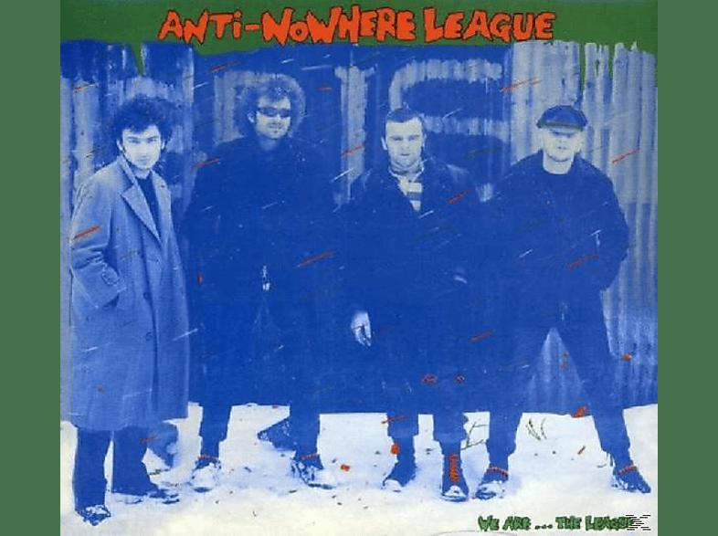 Anti-Nowhere League - We Are...The League [CD]