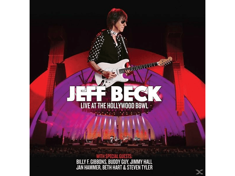 Jeff Beck - Live At The Hollywood Bowl (Blu Ray) [Blu-ray]