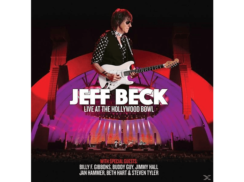 Jeff Beck - Live At The Hollywood Bowl (DVD) [DVD]