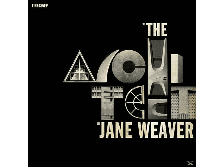 Jane Weaver - The Architect EP [Vinyl]