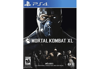 WARNER BROS Mortal Kombat XL PS4