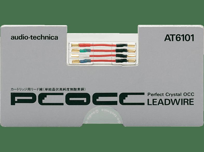 AUDIO-TECHNICA AT6101 PCOCC-Vierleiterkabel
