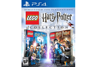 WARNER BROS Lego Harry Potter Years 1-7 PS4 Oyun