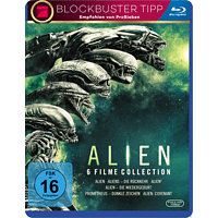 Alien 1-6 Collection Blu-ray
