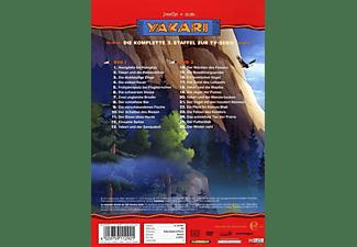 Yakari - Staffel 3 DVD