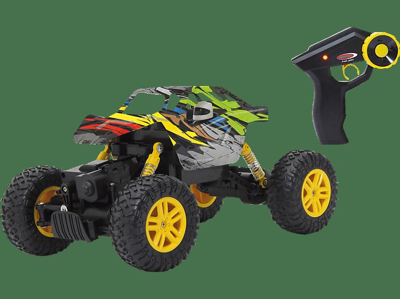 JAMARA Hillriser 1:18 Crawler 4WD 2.4 GHz Ferngesteuertes Auto, Silber