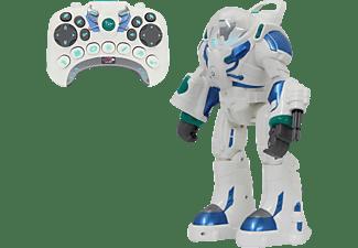 JAMARA Robot Spaceman Infrarot Ferngesteuerter Roboter, Weiß