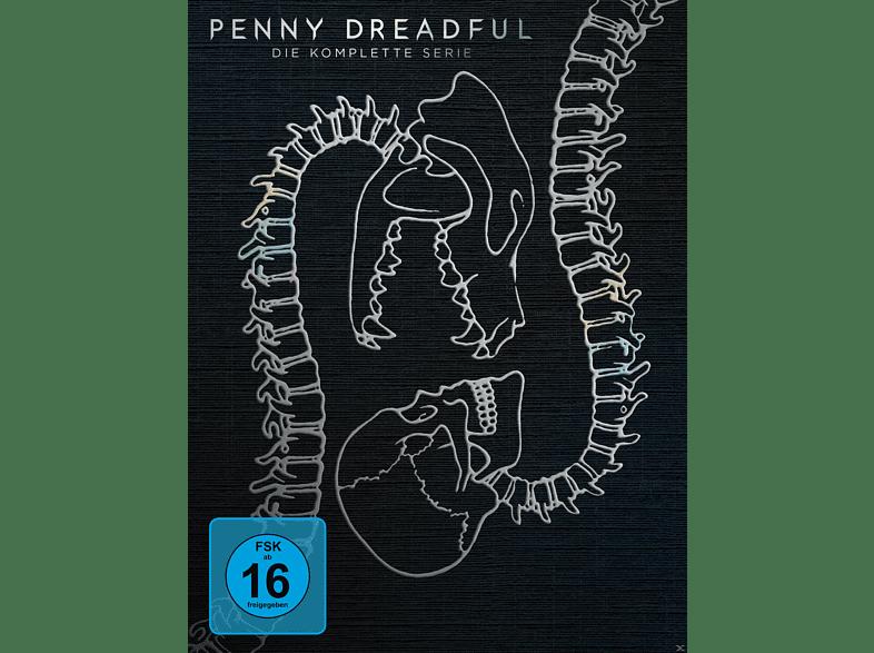 Penny Dreadful (Gesamtbox) [DVD]