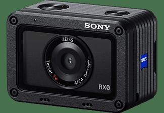 SONY DSC-RX0 Zeiss Digitalkamera Schwarz, Nein opt. Zoom, TFT-LC, WLAN
