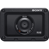 SONY DSC-RX0 Zeiss Digitalkamera Schwarz, 15.3 Megapixel, TFT-LC, WLAN