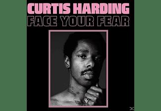Curtis Harding - Face Your Fear  - (CD)