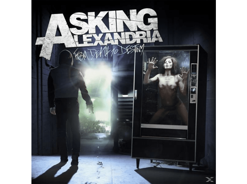 Asking Alexandria - From Death To Destiny [Vinyl]