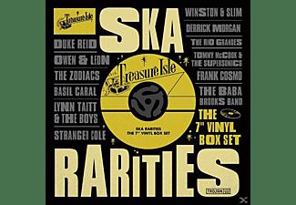 VARIOUS - Treasure Isle Ska Rarities  - (Vinyl)