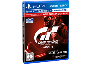 Gran Turismo Sport inkl. That's You! Voucher - [PlayStation 4]