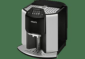KRUPS EA907D Barista Steel Kaffeevollautomat Schwarz/Edelstahl