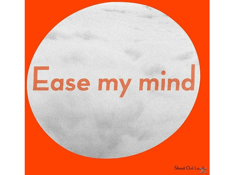 Shout Out Louds - Ease My Mind [CD]