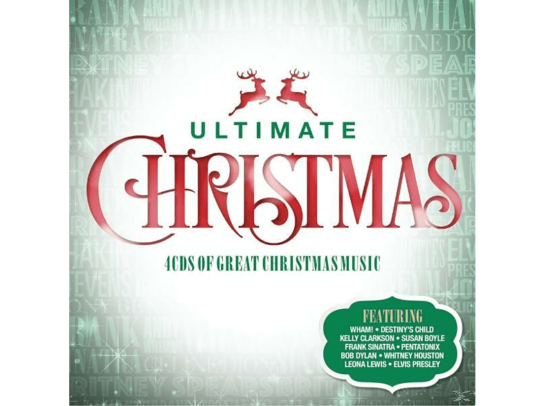 VARIOUS - Ultimate...Christmas Hits [CD]
