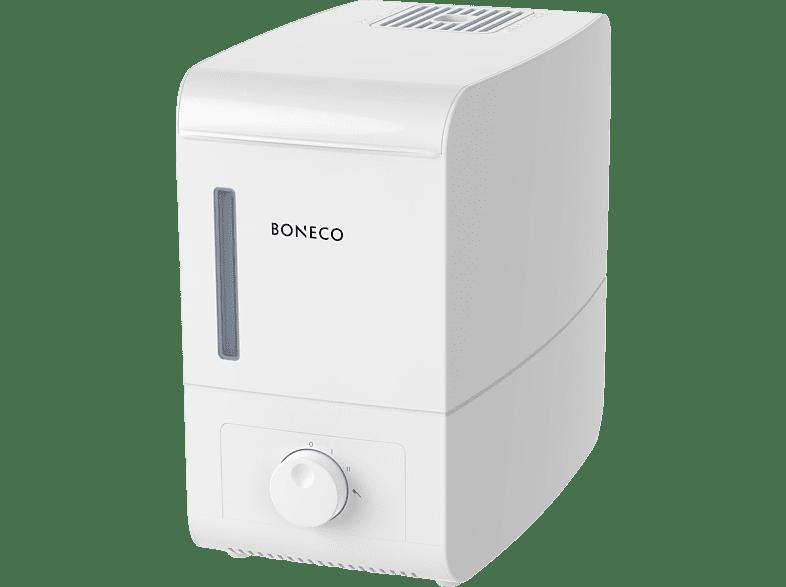 BONECO S200 Luftbefeuchter Weiß (285 Watt, Raumgröße: 40 m²)
