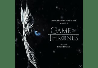 Ramin Djawadi - Game of Thrones (Music from the HBO Series-Season 7)  - (CD)