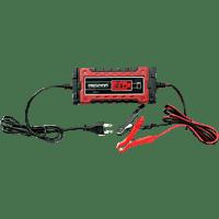 ABSAAR 158002 EVO 6.0 Batterieladegerät, Rot/Schwarz
