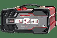 ABSAAR 158006 Batterieladegerät, Rot/Schwarz