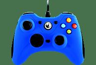 NACON GC-100XF Blue kabelgundener PC Controller PC Gaming Controller