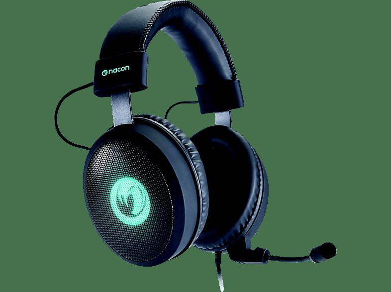 BIGBEN Gaming Headseat 7.1 GH-300 SR Gaming Headset, Schwarz