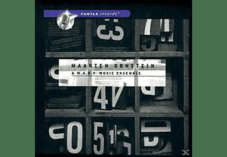 Marten Ornstein & W.A.R.P. Music Ensemble - Maarten Ornstein+W.A.R.P.Music Ensemble  - (CD)